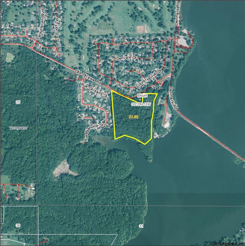 Illinois vermilion county armstrong - Lake Vermilion Property